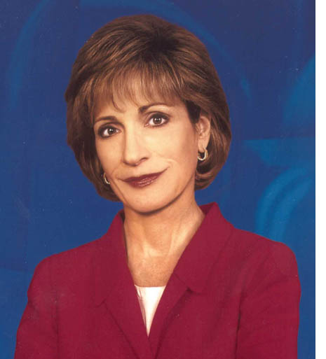 Andrea Mitchell in younger days (image hosted by brown.edu)