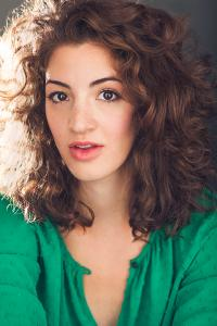 Bridget Saracino Headshot